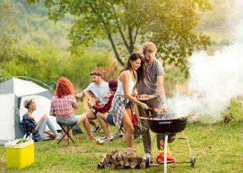 Activități în aer liber: Ce faci după grătar?