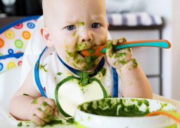 Diversificarea și meniul bebelușilor pe timp de vară