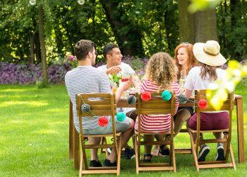 Cum organizezi cu succes o masă în aer liber