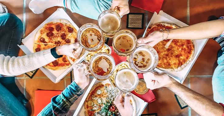 3 Bere Pizza